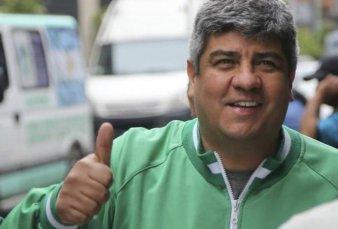 El frente gremial de Camioneros oficializó la candidatura de Pablo Moyano para la CGT