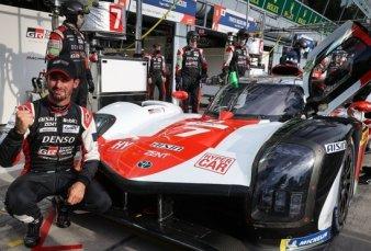 Pechito López, para la historia: ganó las 24 Horas de Le Mans