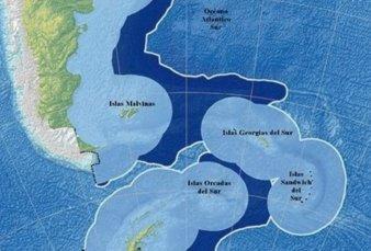 La Cancillería ya se prepara para discutir con Chile sobre la plataforma continental