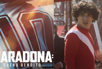 Amazon juega fuerte con el estreno de la serie de Maradona y un film sobre el juicio a las Juntas