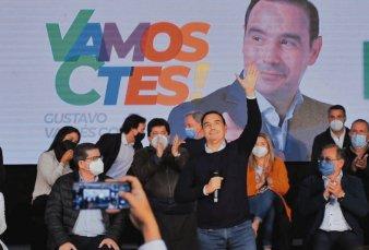 Valdés consiguió la reelección con holgura en Corrientes