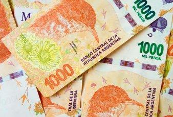 Uno de cada tres billetes de $ 1000 fue emitido en los últimos 12 meses