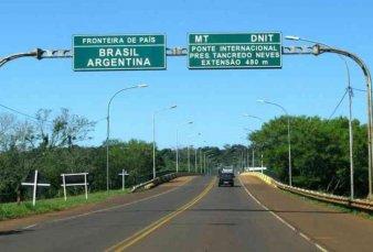 Malestar en Iguazú por congelamiento de rehabilitación de la frontera con Brasil