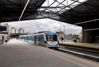 Extienden la línea Belgrano Sur hasta Constitución y beneficia a más de 65.000 personas