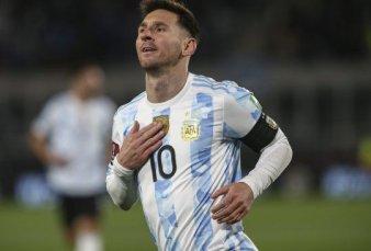 La Selección festejó con el público en una noche inolvidable de Messi