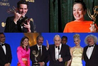 Por primera vez, Netflix fue el mayor ganador en los premios Emmy