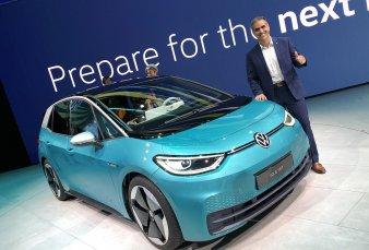 Volkswagen lanzará autos eléctricos en la Argentina
