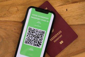 Inglaterra dio marcha atrás con el pasaporte verde