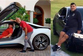 Subastan los bienes de Maradona: desde autos hasta la casa de Devoto
