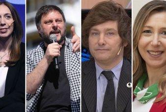 Los candidatos porteños se cruzarán por primera vez en un debate por TV