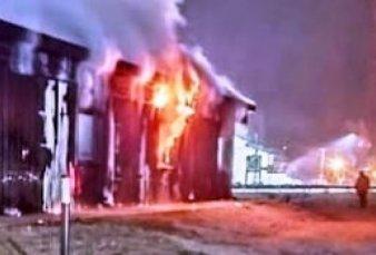 El Bolsón: incendiaron una oficina turística y denuncian que fue intencional
