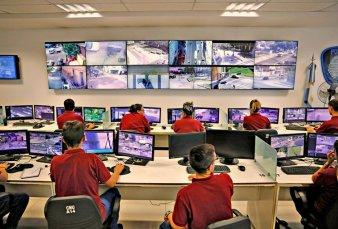 La Ciudad planea llevar la videovigilancia al 75% y sumar cámaras de seguridad privadas