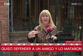 Parque Avellaneda: quiso defender a un amigo de un robo y lo fusilaron